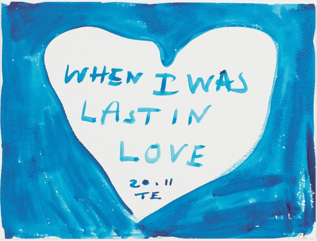 tracey-emin-last-in-love-2011gouache-on-paper-c2a9-the-artist-courtesy-of-white-cube-photo-ben-westoby
