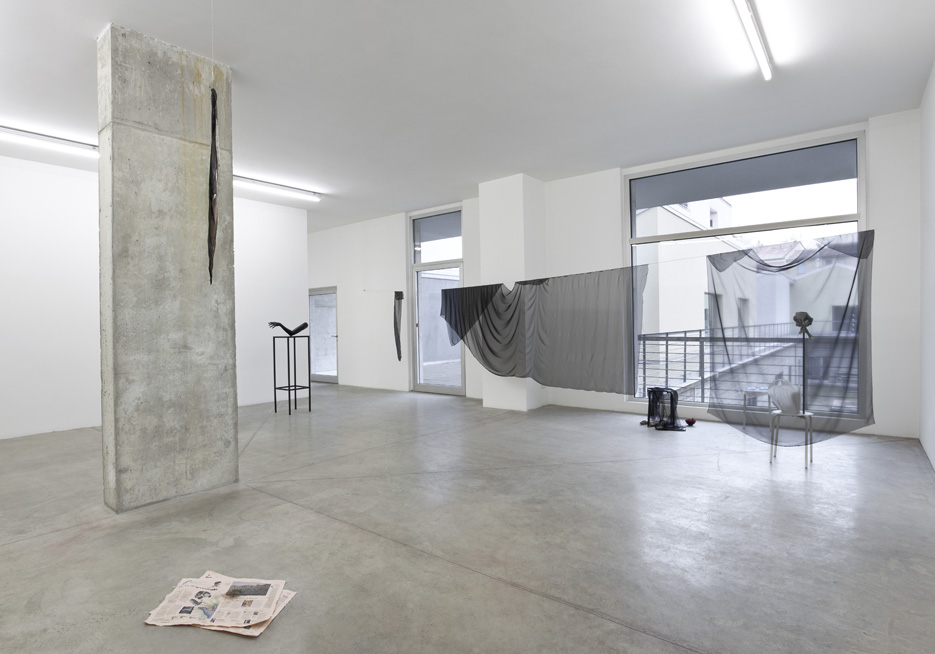 <em>installation view</em>, Geode Cupa, credits: Andrea Rossetti
