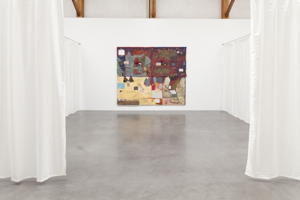 <em>installation view</em>, Various Elements from the Actual World, 2009