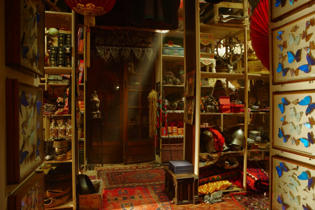 <em>Fiona Tan</em> , Disorient HD installation, 2009 Courtesy the artist and Frith Street Gallery, London