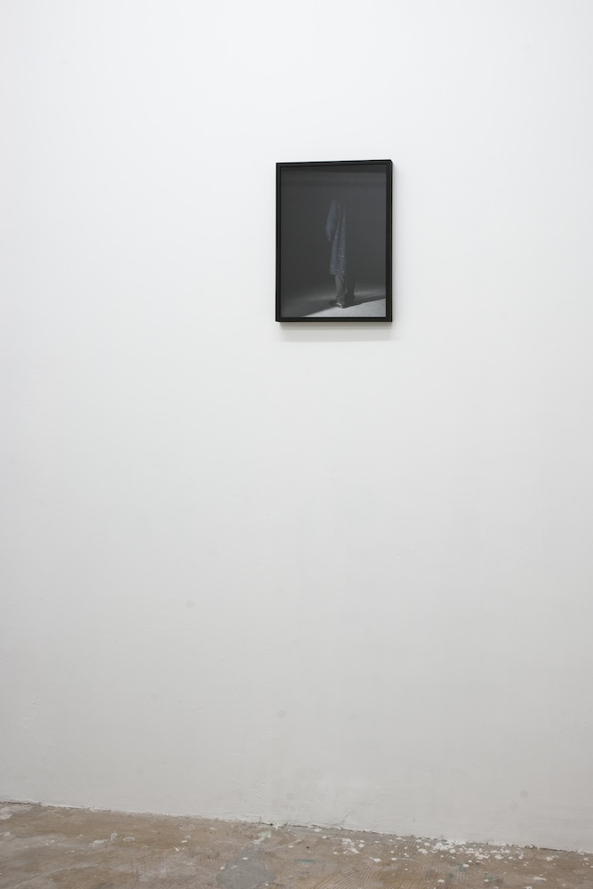 "<em>Installation view</em> and details at the group exhibition ""Substance"", Galerie Antoine Levi, Paris, 2013  Photo Yann Revol"