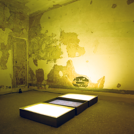 <em>Sama Alshaibi Silsila</em>, 2013 Video Installation