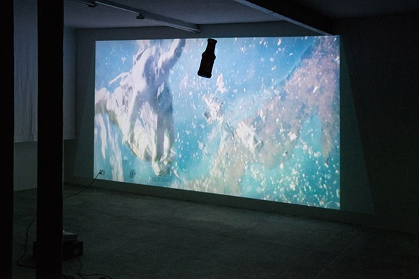 <em>Trisha Braga</em>, installation view