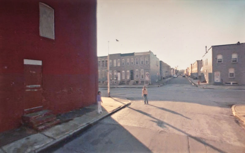 <em>#39.177833, Baltimore, MD (2008), 2011</em>; courtesy of Yossi Milo Gallery New York and Stephen Wirtz Gallery San Francisco
