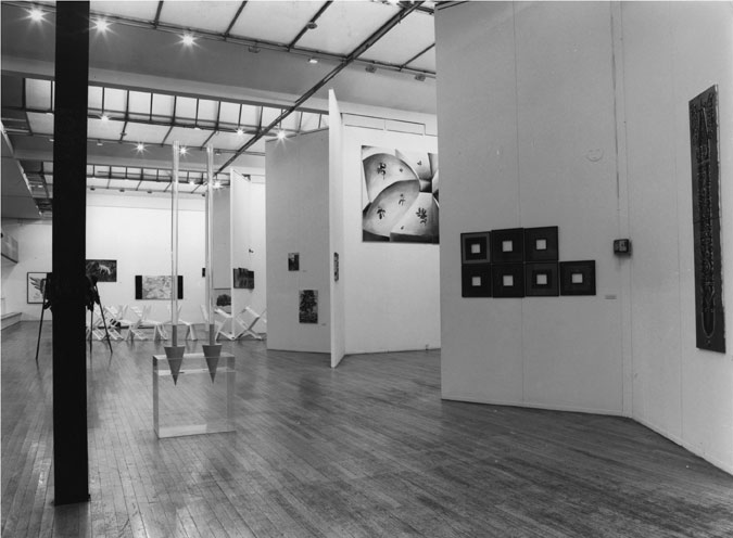 Il Cangiante, Installation view